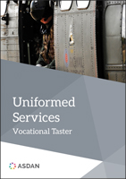 Uniformed Services Vocational Taster cover