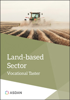 Land-based Sector Vocational Taster cover