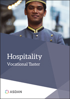 Hospitality Vocational Taster cover
