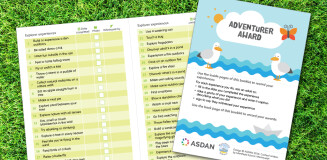 SEND activity booklets created in partnership with special school