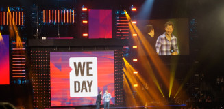 We Day UK: a stadium-sized celebration of social action and global citizenship