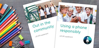 Two free resources to support transition to secondary school
