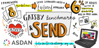 Free SEND resources to help centres meet Gatsby benchmarks