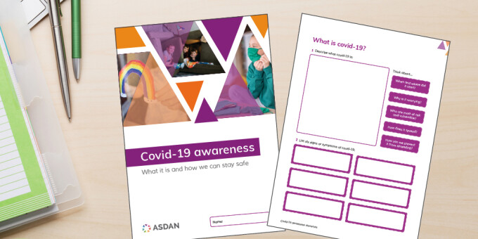 Download booklet to help learners stay safe during pandemic