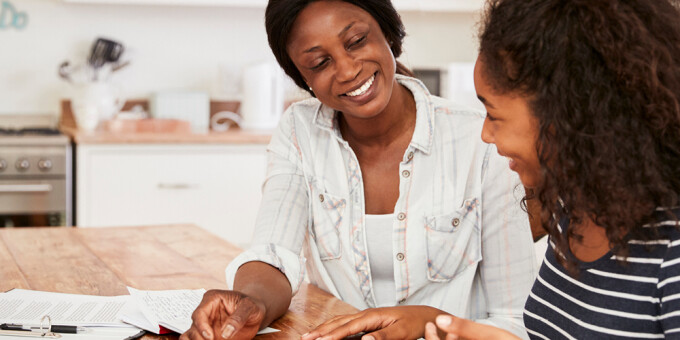 Home learning: boost self-esteem with free person-centred planning tools