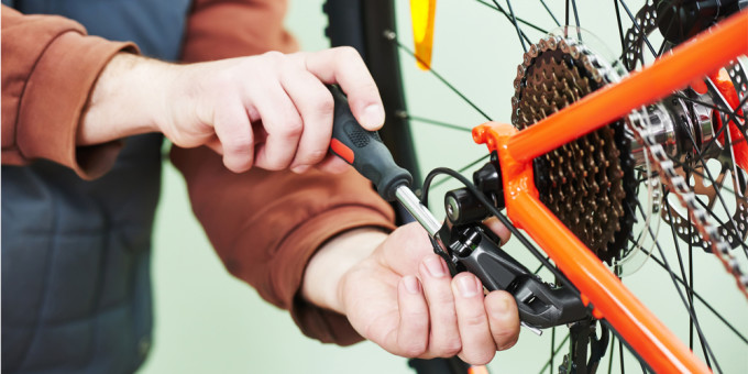 Innovative bike project boosts confidence of care leavers