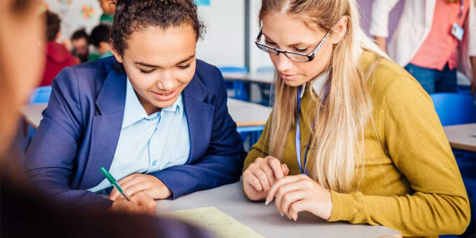 How secondary mainstream schools can make their SEND provision outstanding