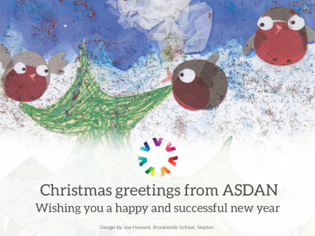 Happy Christmas from ASDAN
