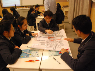 Bringing science to life for Chinese learners