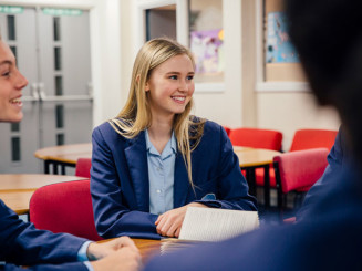 CoPE complements academic learning at Gloucestershire school