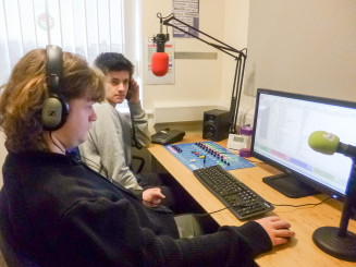 School radio station develops SEN learners' communication and interaction skills